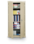Snap Together Storage Cabinets