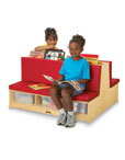 Read-a-Round Couch