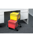 Two Tier File Cart