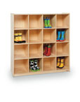 Deep Cubby Storage