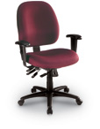 Multifunction Comfort Control Task Chair