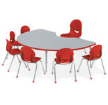 Activity Tables and Chairs