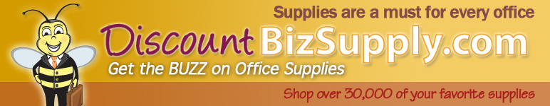 DiscountBizSupply.com Get the Buzz on Office Supplies